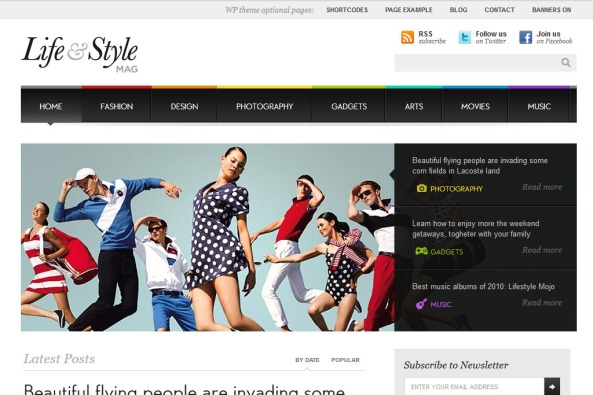 lifestyle-theme-wordpress